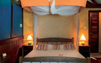 A Bedroom at Tsarabanjina