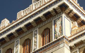 Bacardi Building in Havana