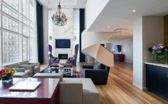 Park Presidential Suite, Royalton Park Avenue