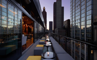 Rooftop Bar, New York