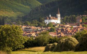 Rasinari Church Sibiu