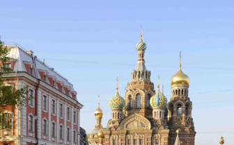 Church in St Petersburg