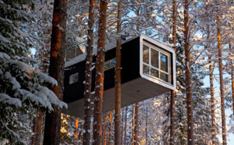 A Room at the Treehotel