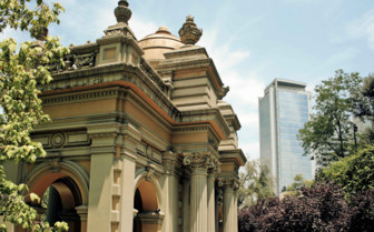 Colonial Architecture in Chile's Capital