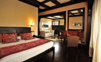 A Suite at Casa Higueras