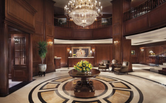 The Lobby of the Ritz