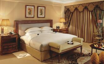 A Luxurious Bedroom in Santiago