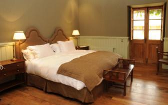 Bedroom at La Casona