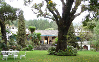 The Gardens at Hacienda Cusin