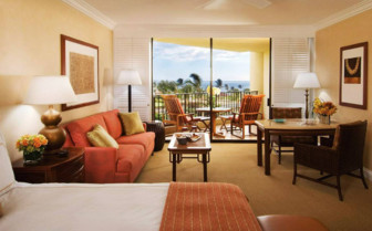 Suite at Four Seasons Resort Maui Wailea, luxury hotel in Hawaii