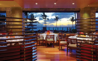 The restaurant at Four Seasons Resort Maui at Wailea