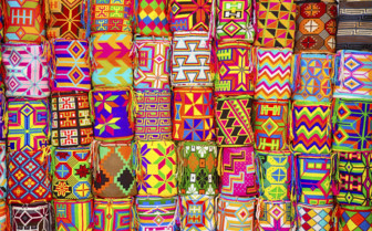 Bright Patterns of Cartagena