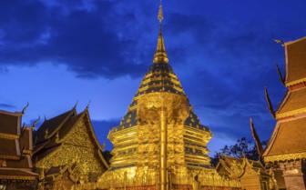 Doi Suthep Temple in Chiang Mai