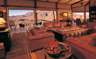 Lounge at the Lodge