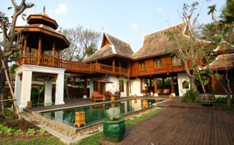 A Villa with a Pool - Chiang Mai
