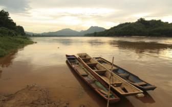 Luang Prabang Boats