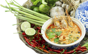 Food from southern Laos