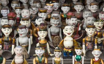 Dolls in Vietnam