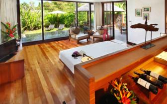 Poolside Residence