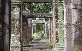 Doorways at Angkor