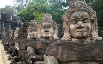 Guardians of Angkor