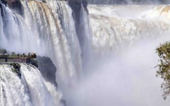 Mighty Waterfall