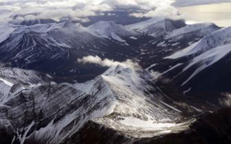 Towering Peaks of Svalbard