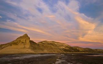 Sunset over Peninsula