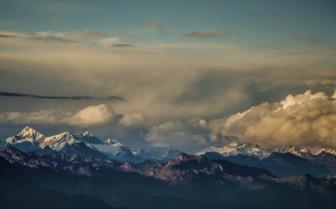 Dochula Pass - Himalayas