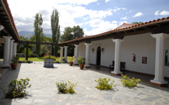 Courtyard Area