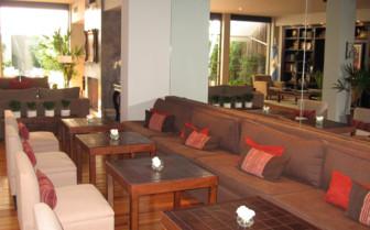 Breakfast Room in Hotel