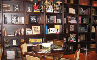 Library in Legado Mitico