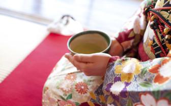 Tea and Kimono