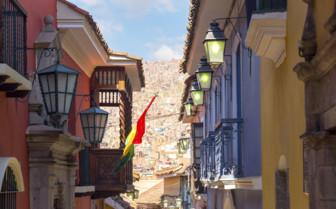 Jaen Street - Bolivia