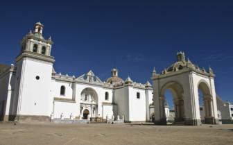 Basilica of Our Lady - Copacabana