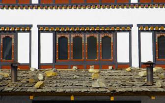Windows of Uma Paro - Bhutan