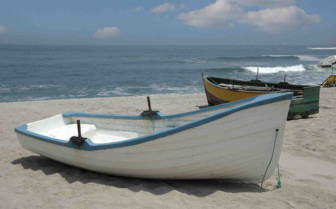Boast on the Beach Rustic