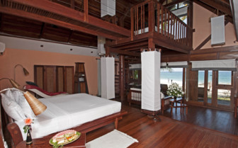A Bedroom with a View - Ngapali Beach
