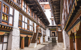 Dzong of Jahar