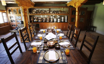 Dining Room at Village Houses