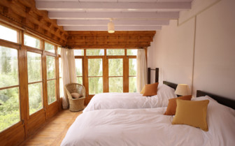 Bedroom at Village Houses