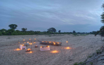 Memorable Dining at Ngala Tented Camp