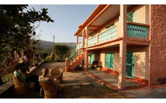 Exterior at Kumaon Village Houses