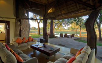 Safari Relaxation in Luangwa