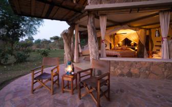 Luxury Guestroom in Luangwa