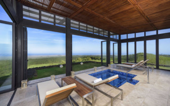 Sumaq spa with stunning views
