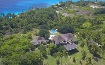Luxurious Villas on Fregate Island