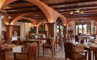 Dining at the Kempinki, Gozo