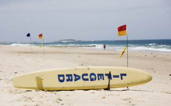 Lifeguard equipment, Bondi Beach