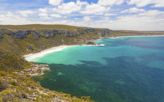 Beach on Kangaroo Island
